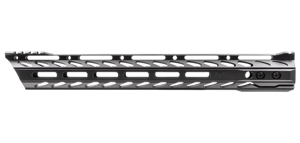 "15"" LO-PRO SLOPE NOSE (LPSN15) FREE FLOAT QUAD RAIL M-LOK­™"